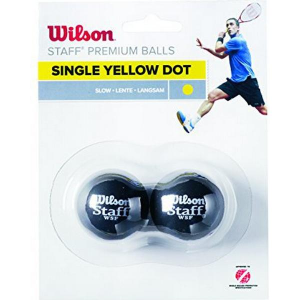 Wilson Staff Single Yellow Dot - Pack of 2