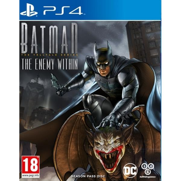 Batman: The Enemy Within - Episode 2 - The Pact