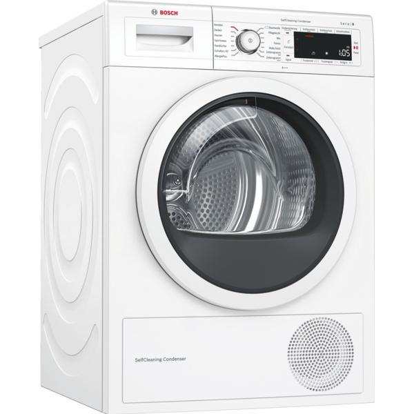 Bosch WTWH7540 Hvid