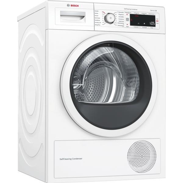 Bosch WTW87541 Vit