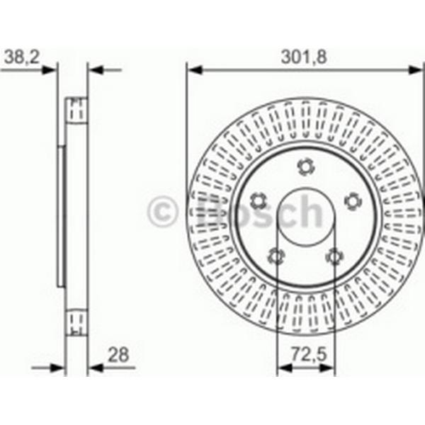 Bosch 0 986 479 B17
