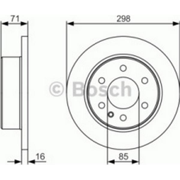 Bosch 0 986 479 S05