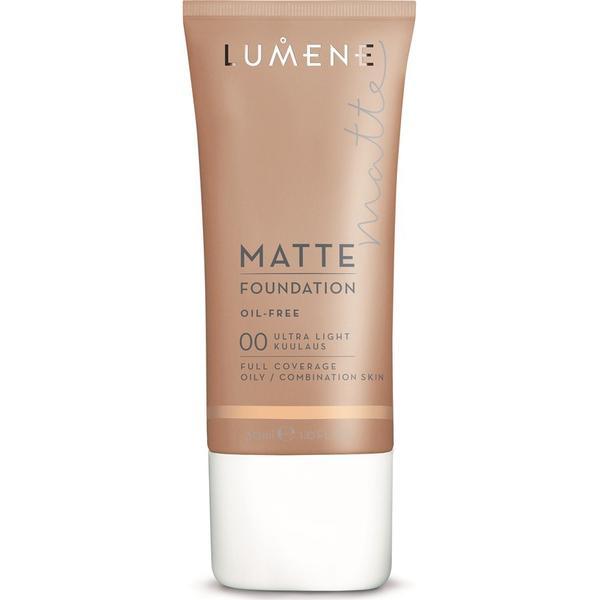 Lumene Matte Control Oil-Free Foundation #00 Ultra Light