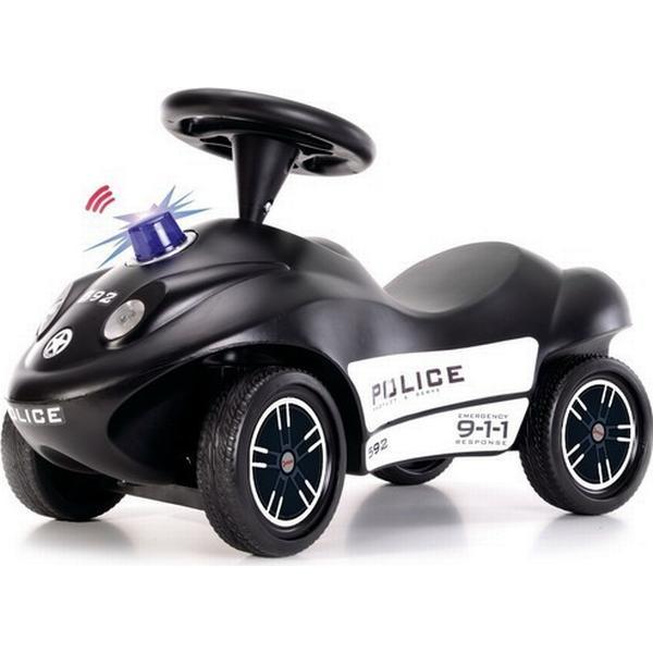 Ferbedo Politi Gåbil med Blåt Blink og Horn