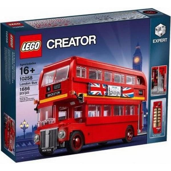 Lego Creator London Bus 10258