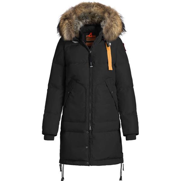 Parajumpers Long Bear Eco Jacket - Black