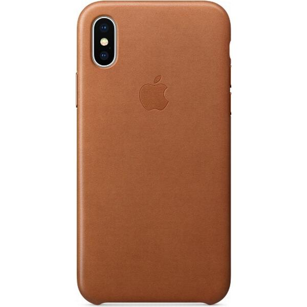 Apple Leather Case (iPhone X)
