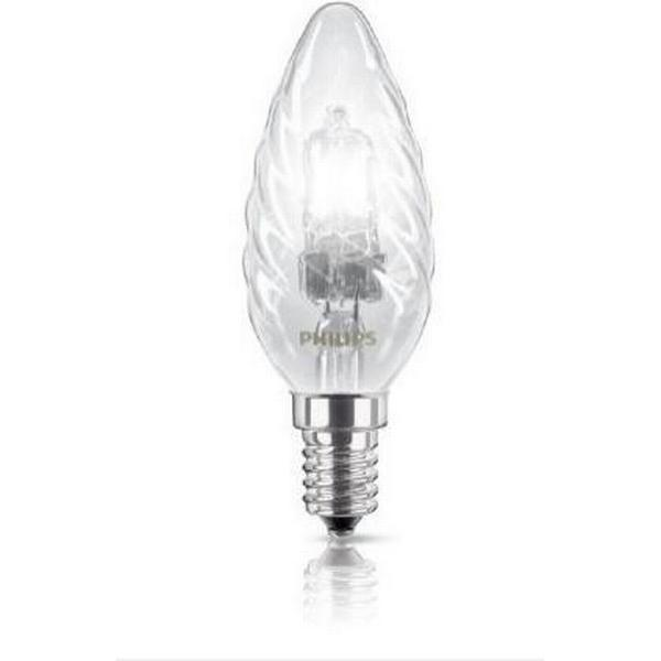 Philips Classic Candle Halogen Lamp 28W E14