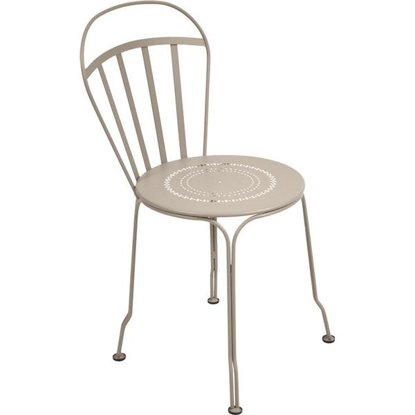 Fermob Louvre Armless Chair