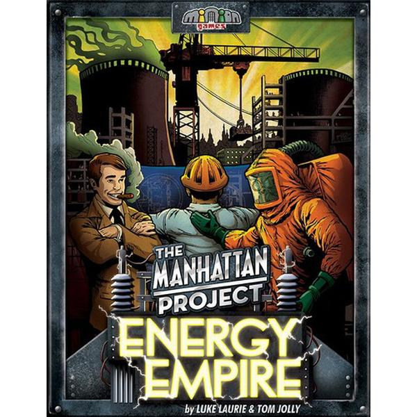 Minion Games The Manhattan Project: Energy Empire