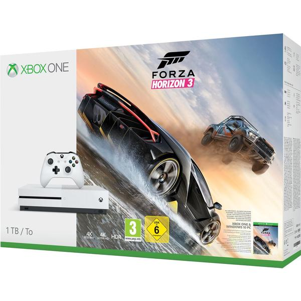 Xbox One S 1TB - Forza Horizon 3