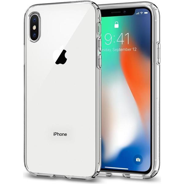 Spigen Liquid Crystal Case (iPhone X)