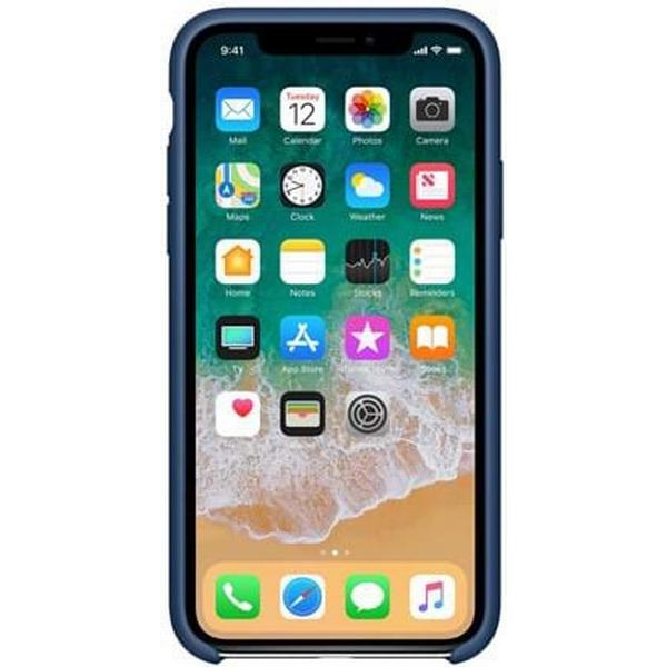 Apple Silikone Cover (iPhone X)