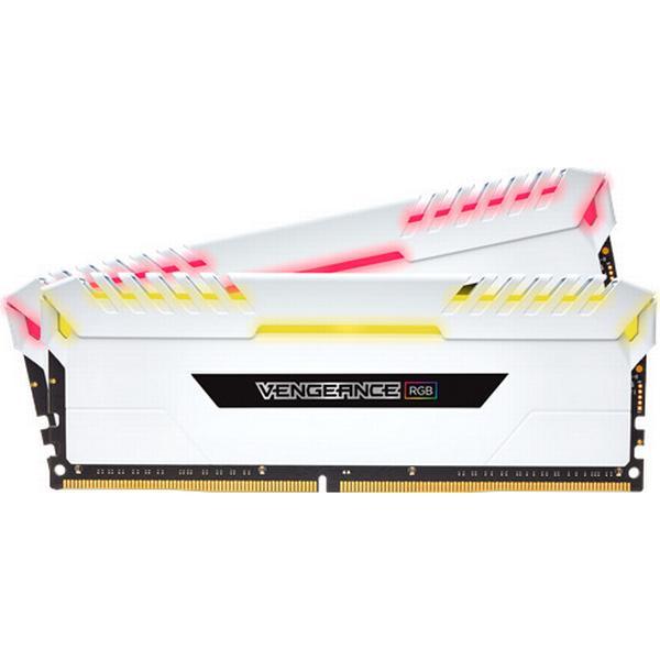 Corsair Vengeance RGB White DDR4 3200MHz 2x8GB (CMR16GX4M2C3200C16W)