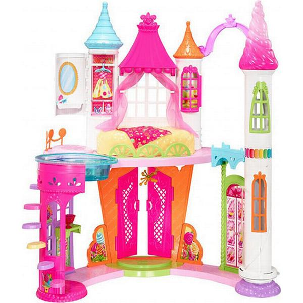 Mattel Barbie Dreamtopia Sweetville Castle DYX32