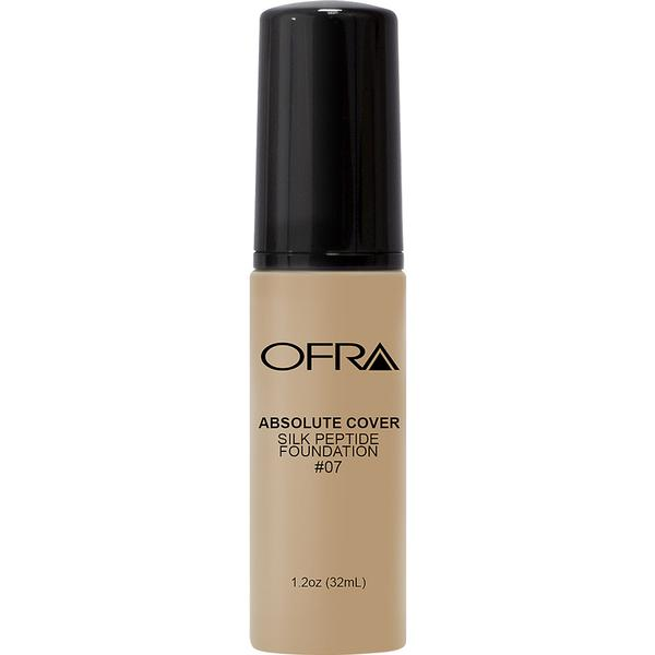 Ofra Absolute Cover Silk Peptide Foundation #7