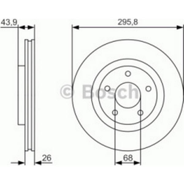 Bosch 0 986 479 R89