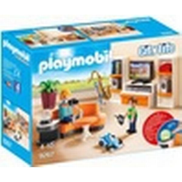 Playmobil Vardagsrum 9267