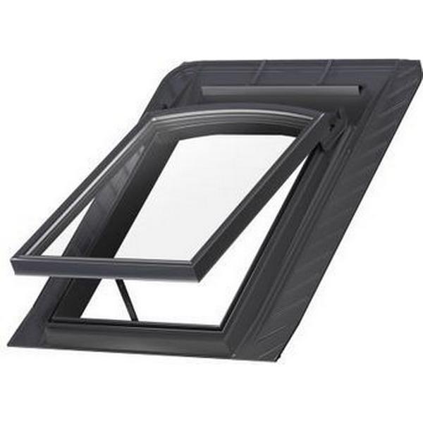 Velux GVO 0059P Aluminium Top Hung Window 54x76cm