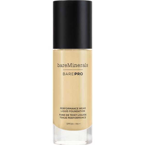 BareMinerals Barepro Performance Wear Liquid Foundation SPF20 #08 Golden Ivory