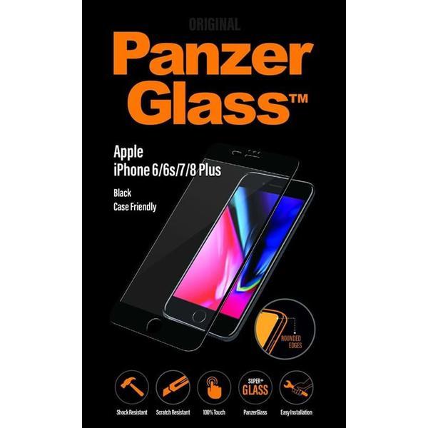 PanzerGlass Case Friendly Screen Protector (iPhone 6/6S/7/8 Plus)
