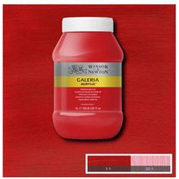Winsor & Newton Galeria Acrylic Cadmium Red Hue 95 1L