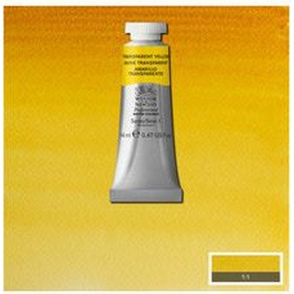 Winsor & Newton Professional Water Color Tranaparent Yellow 653 14ml
