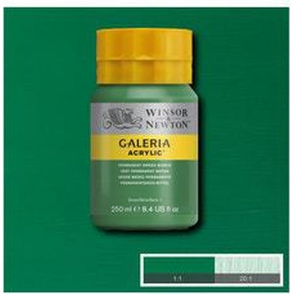 Winsor & Newton Galeria Acrylic Permanent Green Middle 484 250ml