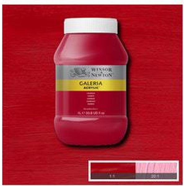 Winsor & Newton Galeria Acrylic Crimson 203 1L