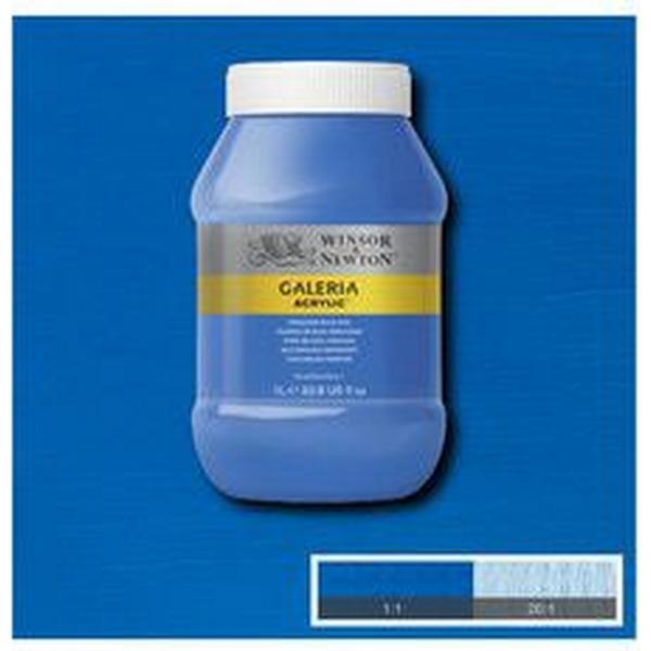 Winsor & Newton Galeria Acrylic Cerulean Blue Hue 138 1L