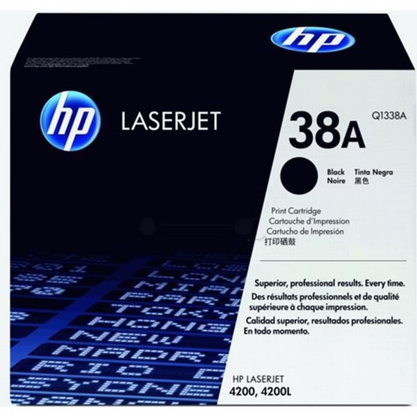 HP (Q1338A) Original Toner Svart 12000 Sidor
