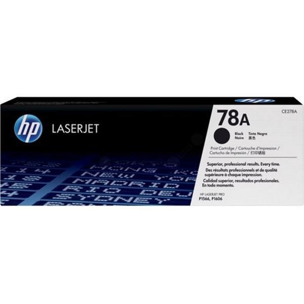 HP (CE278A) Original Toner Svart 2100 Sidor