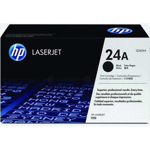 HP (Q2624A) Original Toner Svart 2500 Sidor