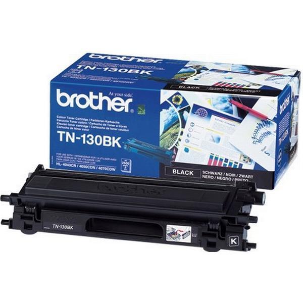 Brother (TN-130BK) Original Toner Svart 2500 Sidor