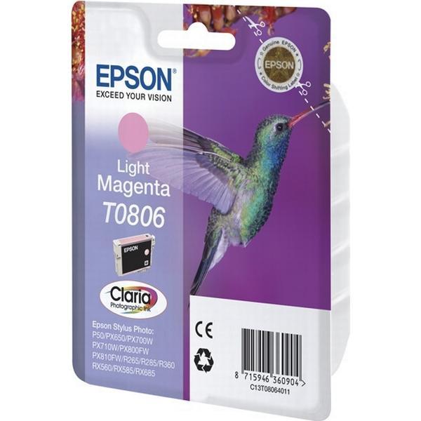 Epson (C13T08064011) Original Bläckpatron Ljusmagenta 4 ml