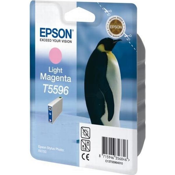 Epson (C13T55964010) Original Bläckpatron Ljusmagenta 13 ml