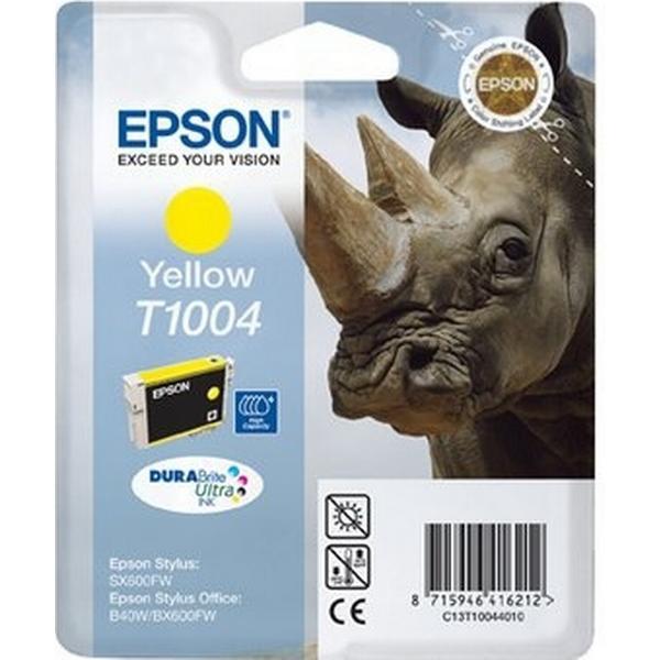 Epson (C13T10044010) Original Bläckpatron Gul
