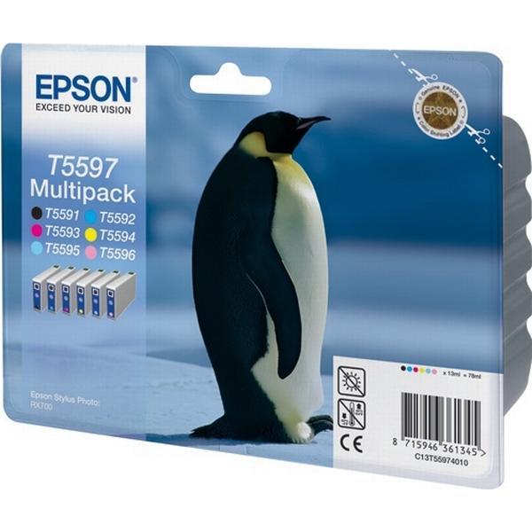 Epson (C13T55974010) Original Bläckpatron 13 ml