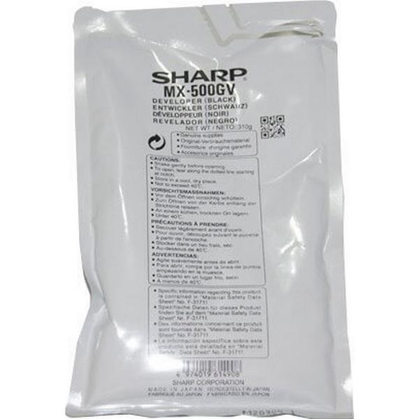 Sharp (MX500GV) Original Framkallningsenhet Svart 200000 Sidor