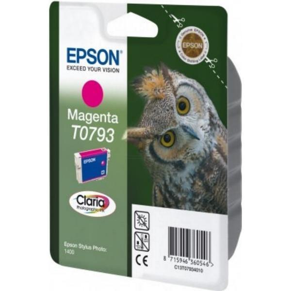 Epson (C13T07934010) Original Bläckpatron Magenta 1 ml