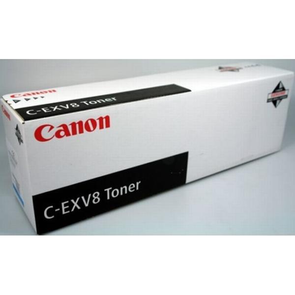 Canon (7629A002) Original Toner Svart 25000 Sidor