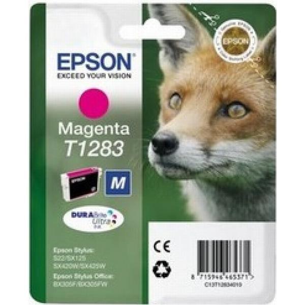 Epson (C13T12834010) Original Bläckpatron Magenta