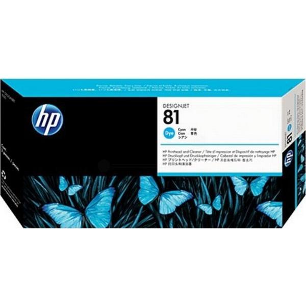 HP (C4951A) Original Skrivhuvud Cyan 13 ml