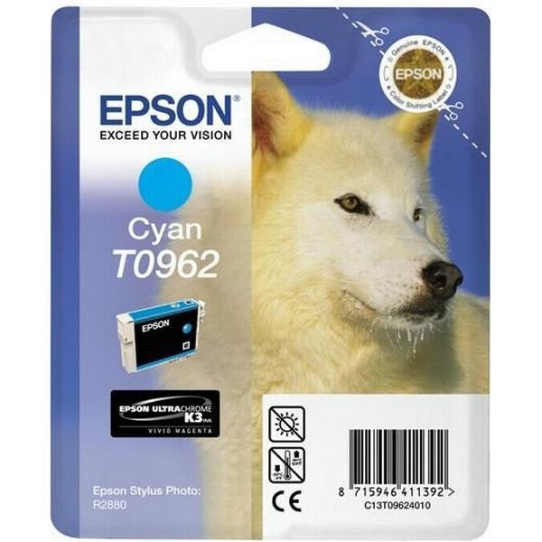Epson (C13T09624010) Original Bläckpatron Cyan 11.4 ml 940 Sidor