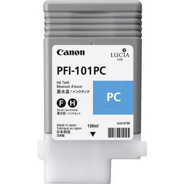 Canon (0887B001) Original Bläckpatron Cyan 130 ml