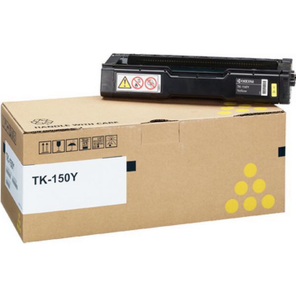 Kyocera (TK-150Y) Original Toner Gul 6000 Sidor