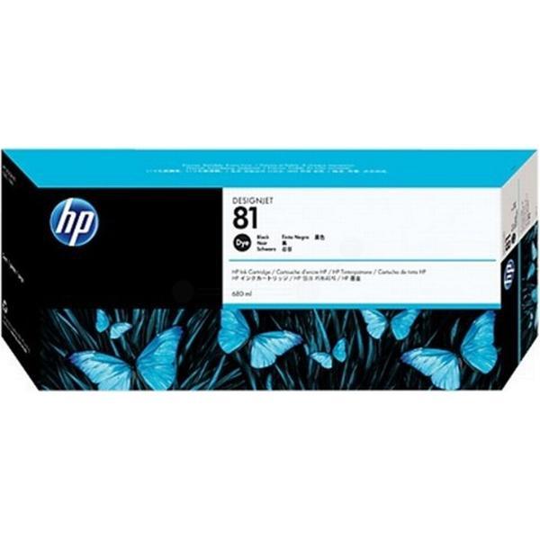 HP (C4930A) Original Bläckpatron Svart 680 ml