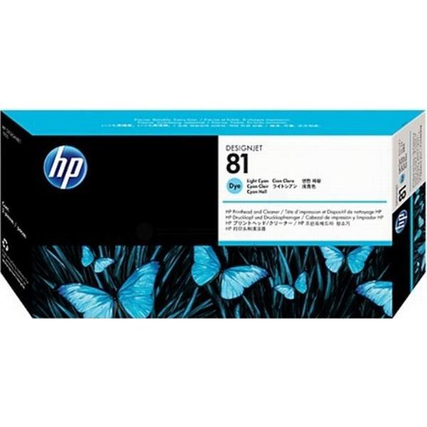 HP (C4954A) Original Skrivhuvud Ljuscyan 13 ml
