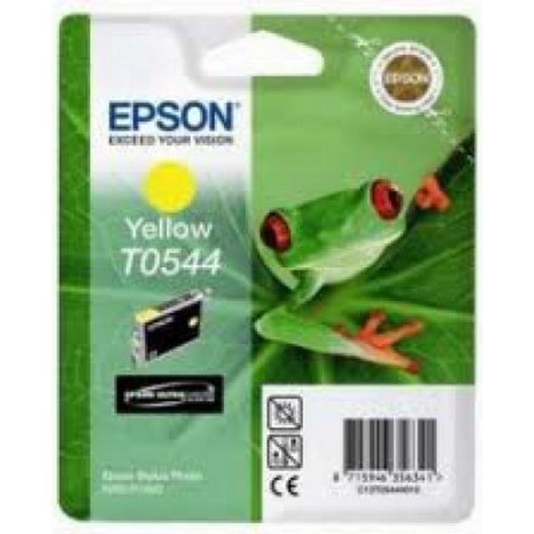 Epson (C13T05444010) Original Bläckpatron Gul 13 ml