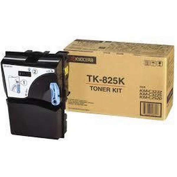 Kyocera (TK-825K) Original Toner Svart 15000 Sidor